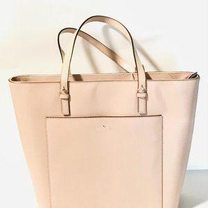 Kate Spade Pink Tote Handbag